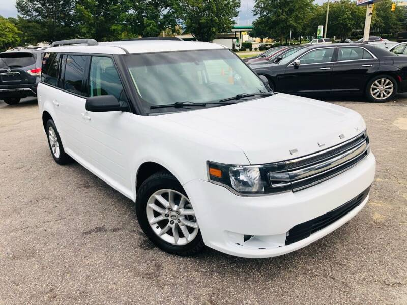 2016 Ford Flex for sale at Capital Motors in Raleigh NC