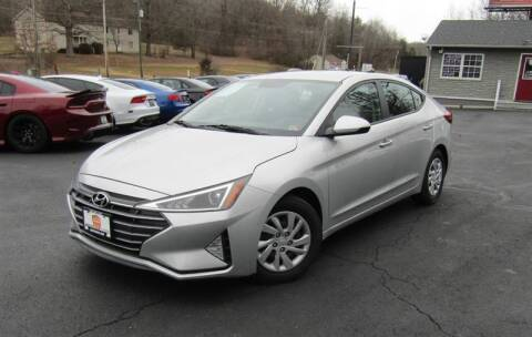 2019 Hyundai Elantra for sale at Guarantee Automaxx in Stafford VA
