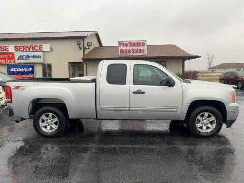 2011 GMC Sierra 1500 for sale at Pro Source Auto Sales in Otterbein IN