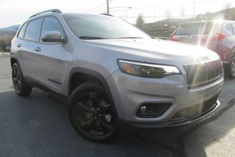 2020 Jeep Cherokee for sale at Tilleys Auto Sales in Wilkesboro NC