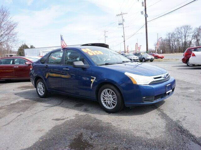 2008 Ford Focus for sale at Budget Auto Sales & Services in Havre De Grace MD