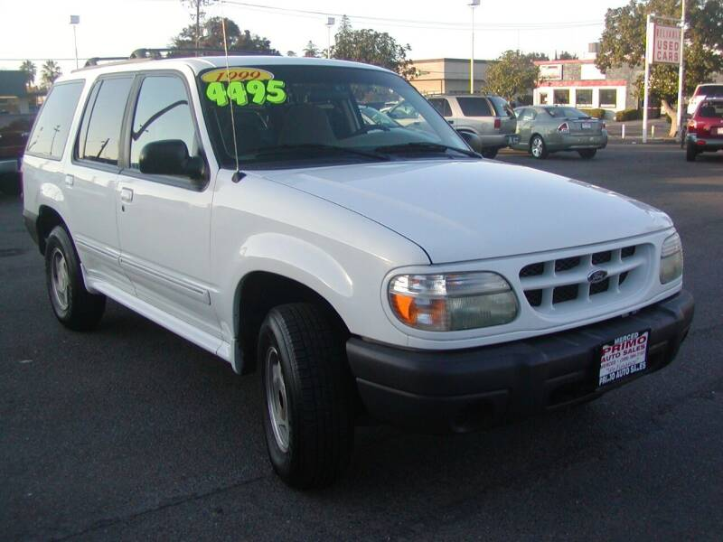 1999 Ford Explorer for sale at Primo Auto Sales in Merced CA