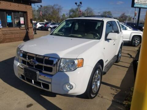 2008 Ford Escape for sale at Madison Motor Sales in Madison Heights MI