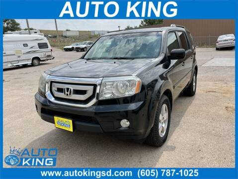 2011 Honda Pilot for sale at Auto King in Rapid City SD