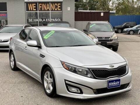 2014 Kia Optima for sale at Stanley Chrysler Dodge Jeep Ram Gatesville Buy Here Pay Here in Gatesville TX