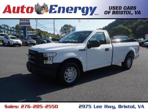 2016 Ford F-150 for sale at Auto Energy-Bristol in Bristol VA