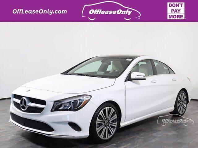 2019 Mercedes-Benz CLA for sale in Orlando, FL
