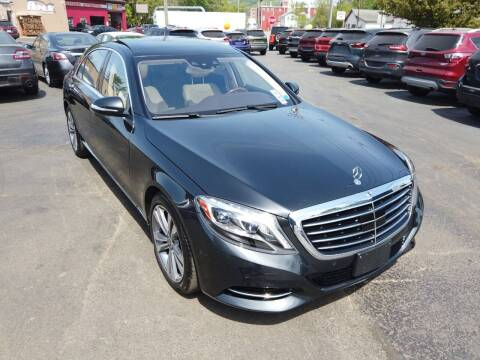 2017 Mercedes-Benz S-Class for sale at RS Motors in Falconer NY