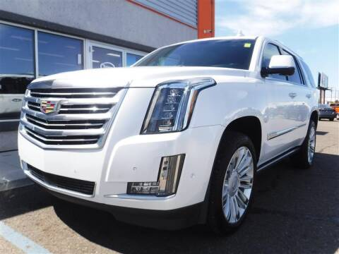 2018 Cadillac Escalade for sale at Torgerson Auto Center in Bismarck ND