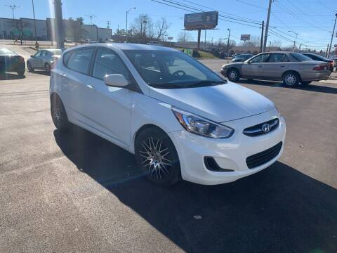 2016 Hyundai Accent for sale at Best Choice Auto Sales in Lexington KY
