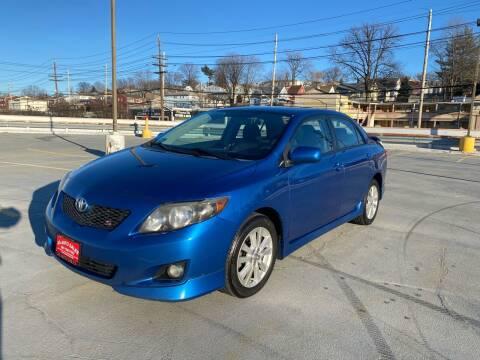 2010 Toyota Corolla for sale at JG Auto Sales in North Bergen NJ