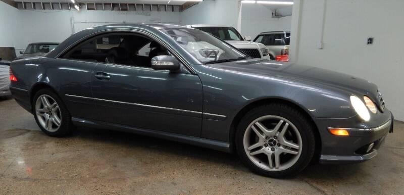 2006 Mercedes-Benz CL-Class for sale at Milpas Motors Auto Gallery in Ventura CA