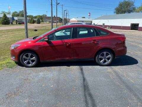 2017 Ford Focus for sale at Diede's Used Cars in Canistota SD