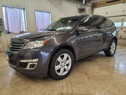 2016 Chevrolet Traverse for sale at Sand's Auto Sales in Cambridge MN