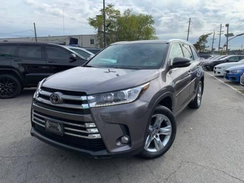 2017 Toyota Highlander for sale at EUROPEAN AUTO EXPO in Lodi NJ