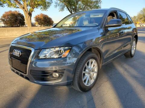 2009 Audi Q5 for sale at Matador Motors in Sacramento CA