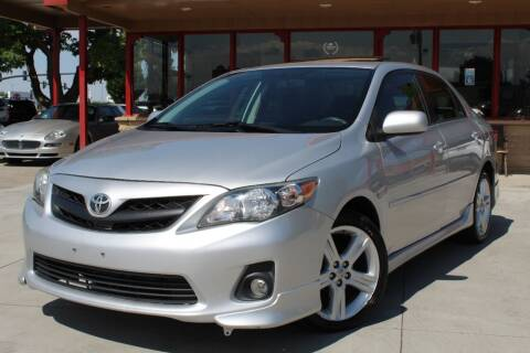 2013 Toyota Corolla for sale at ALIC MOTORS in Boise ID