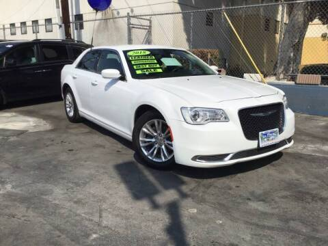 2018 Chrysler 300 for sale at LA PLAYITA AUTO SALES INC - 3271 E. Firestone Blvd Lot in South Gate CA