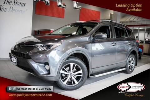 2018 Toyota RAV4 for sale at Quality Auto Center in Springfield NJ