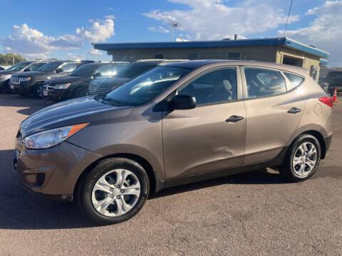 2011 Hyundai Tucson for sale at Dakota Auto Inc. in Dakota City NE
