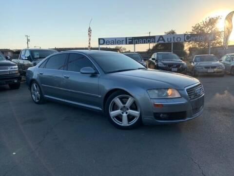 2006 Audi A8 L for sale at Dealer Finance Auto Center LLC in Sacramento CA