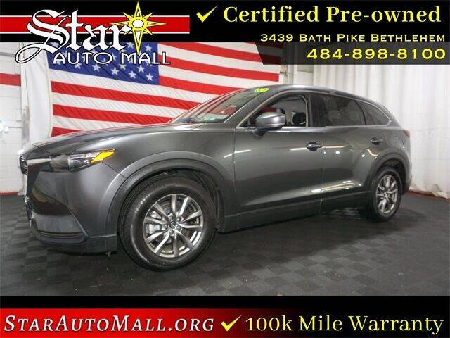 2018 Mazda CX-9 for sale at STAR AUTO MALL 512 in Bethlehem PA