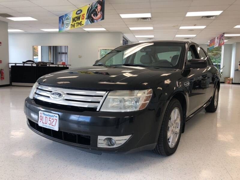 2009 Ford Taurus for sale at Grace Quality Cars in Phillipston MA