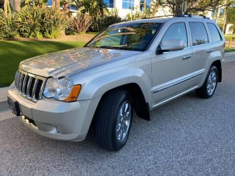 2009 Jeep Grand Cherokee for sale at Donada  Group Inc in Arleta CA