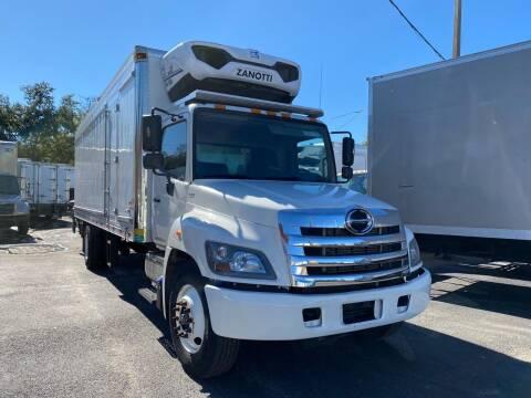 2015 Hino 338 for sale at Orange Truck Sales in Orlando FL