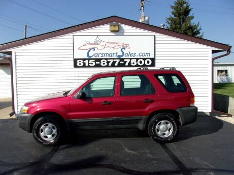 2006 Ford Escape for sale at CARSMART SALES INC in Loves Park IL