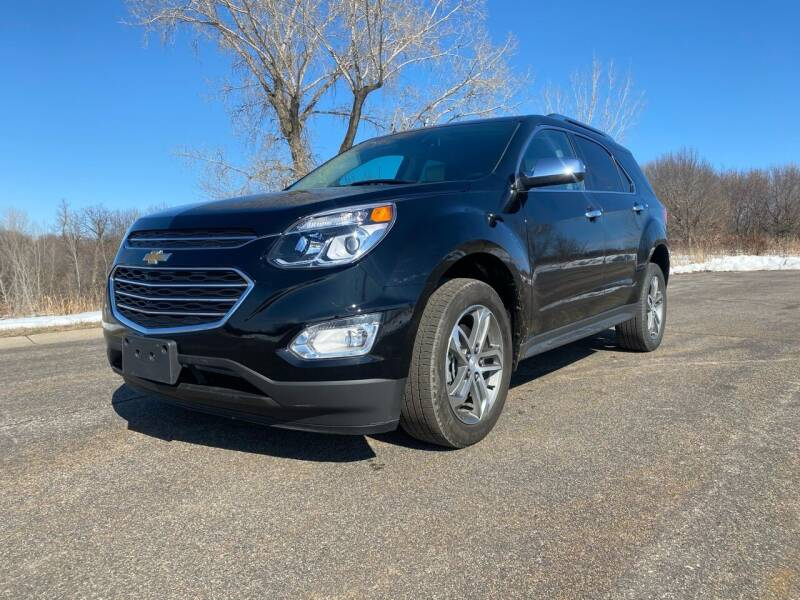 2016 Chevrolet Equinox for sale at RUS Auto LLC in Shakopee MN