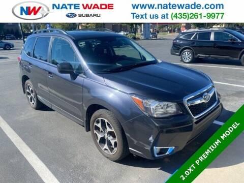 2016 Subaru Forester for sale at NATE WADE SUBARU in Salt Lake City UT