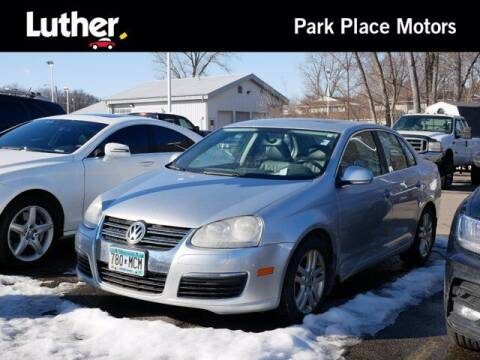 2006 Volkswagen Jetta for sale at Park Place Motor Cars in Rochester MN