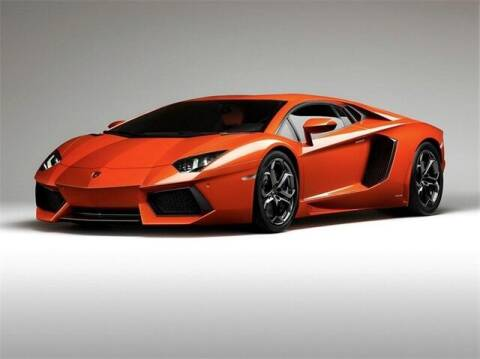 2012 Lamborghini Aventador for sale at Used Imports Auto in Roswell GA