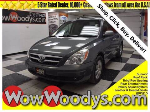 2008 Hyundai Entourage for sale at WOODY'S AUTOMOTIVE GROUP in Chillicothe MO