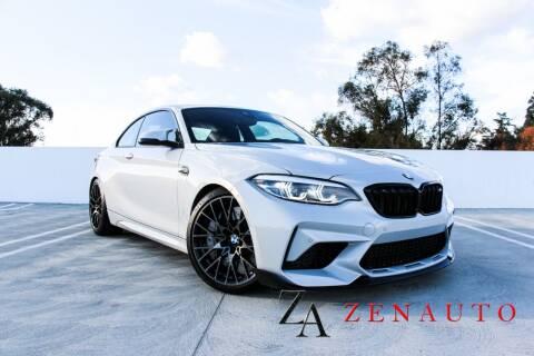 2019 BMW M2 for sale at Zen Auto Sales in Sacramento CA