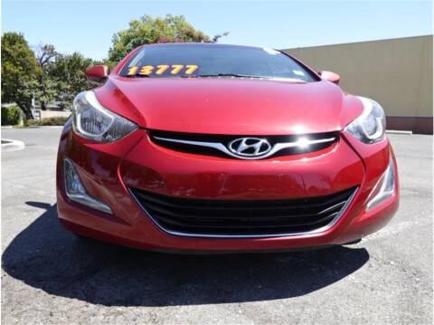 2015 Hyundai Elantra for sale at BAY AREA CAR SALES in San Jose CA