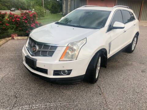 2011 Cadillac SRX for sale at Discount Auto in Austin TX