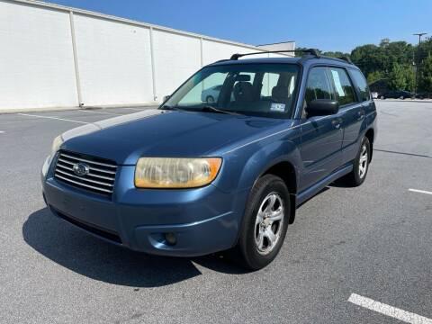 2007 Subaru Forester for sale at Allrich Auto in Atlanta GA