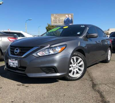 2018 Nissan Altima for sale at LUGO AUTO GROUP in Sacramento CA