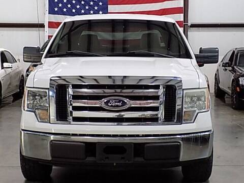 2009 Ford F-150 for sale at Texas Motor Sport in Houston TX