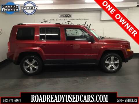 2016 Jeep Patriot for sale at Road Ready Used Cars in Ansonia CT