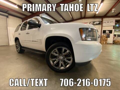 2010 Chevrolet Tahoe for sale at Primary Auto Group in Dawsonville GA