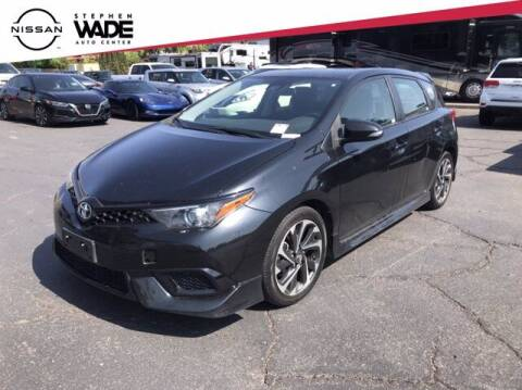 2018 Toyota Corolla iM for sale at Stephen Wade Pre-Owned Supercenter in Saint George UT