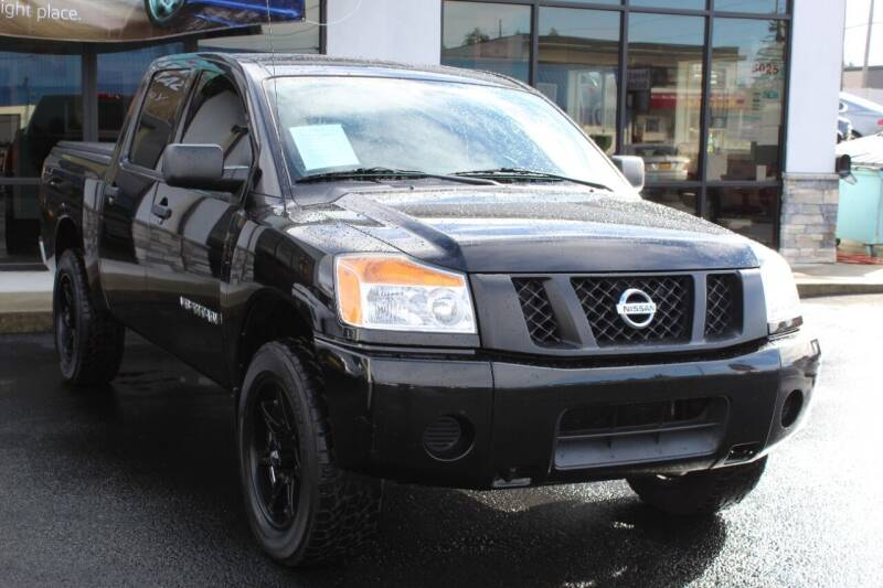 2011 Nissan Titan for sale at First National Autos in Lakewood WA