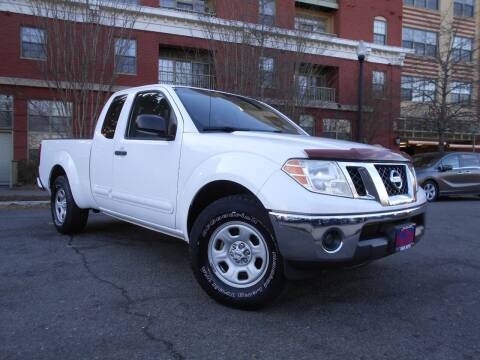 2009 Nissan Frontier for sale at H & R Auto in Arlington VA