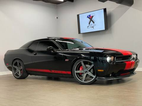 2012 Dodge Challenger for sale at TX Auto Group in Houston TX