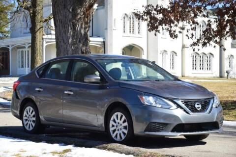 2016 Nissan Sentra for sale at Digital Auto in Lexington KY
