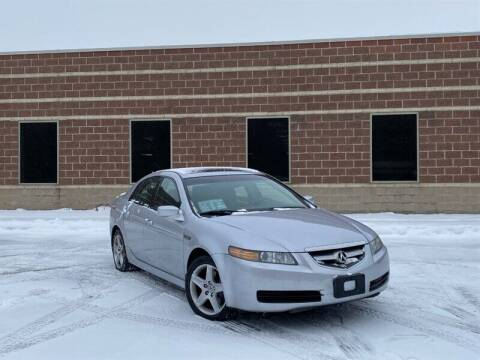 2004 Acura TL for sale at A To Z Autosports LLC in Madison WI