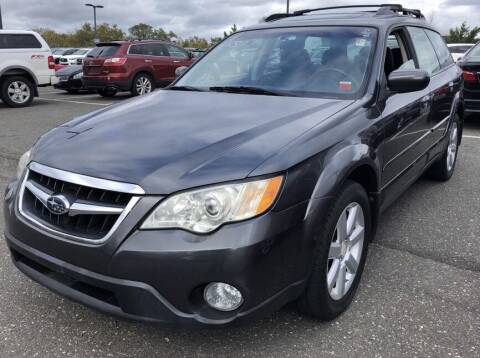 2008 Subaru Outback for sale at Primary Motors Inc in Commack NY